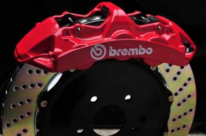 Brembo GT Front Big Brake kit